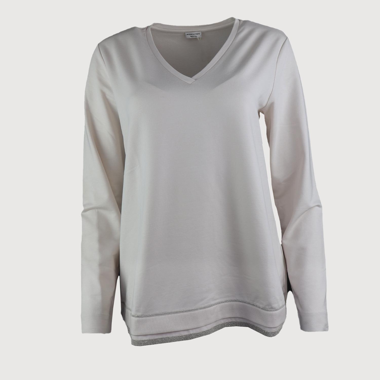JUVIA Damen Sweater 860 10 234 Woll Mix Farbe Navy Gr S-XL Neu