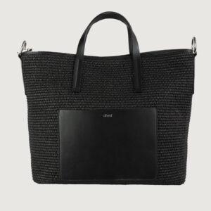 Abro-Damen-Shopper-RAQUEL-029368-83-18-in-Schwarz-NEU-114739273990