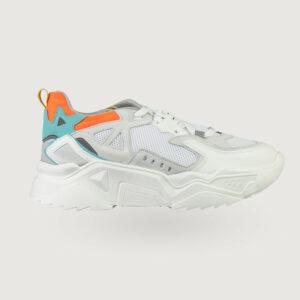 Babouche-Lifestyle-Damen-Sneaker-K-1509-in-Weiss-Gr-37-40-NEU-114729227360