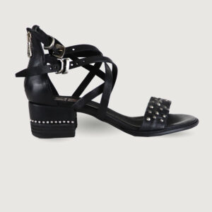 AS98-Damen-Sandalette-Sandale-672007-Nero-Gr-38-NEU-114153925371