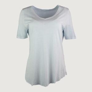 Better-Rich-Damen-T-Shirt-Soho-Tee-W10092100-in-Water-Gr-S-XL-NEU-114705060381