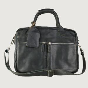 Cowboysbag-Damen-Laptop-Tasche-1526-800-in-Schwarz-Leder-NEU-und-Reduziert-114498720581
