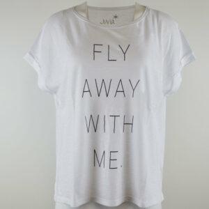 JUVIA-Damen-T-Shirt-810-10-104-in-Weiss-Gr-M-NEU-114281878631