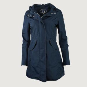 MIXTURE-Damen-Regenjacke-Jacke-G825I-in-Blau-Gr-36-NEU-114179153981