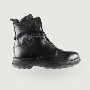 MJUS-Damen-Boots-Stiefel-M65201-in-Farbe-Nero-Schwarz-Gr-37-40-NEU-114448252261