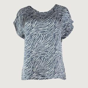 JUVIA-Damen-T-Shirt-811-14-256-in-Weiss-Blau-Gr-S-XL-NEU-114336539412