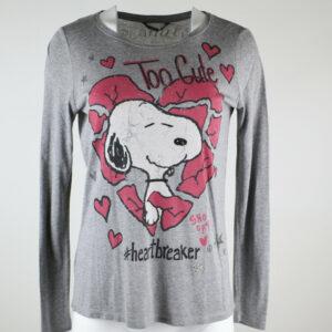 PRINCESS-GOES-HOLLYWOOD-Damen-T-Shirt-in-Grau-Print-175-177914-Gr-36-44-Neu-112936012062
