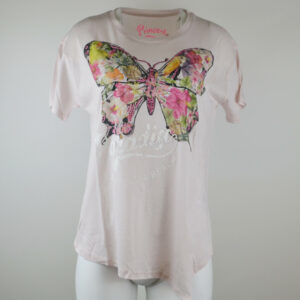 PRINCESS-GOES-HOLLYWOOD-Damen-T-Shirt-in-rosa-Print-178-179615-Gr-36-44-Neu-113153999542