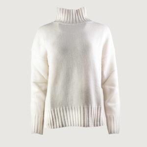 BETTER-RICH-Damen-Pullover-Turtleneck-Clean-W90154000-in-Ligh-Beige-XS-L-NEU-114435747674