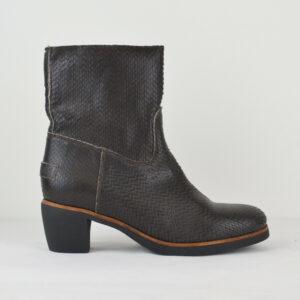 SHABBIES-AMSTERDAM-Damen-Herbst-Stiefel-Eight-Antik-Leder-Gr-36-41-Neu-114176524224