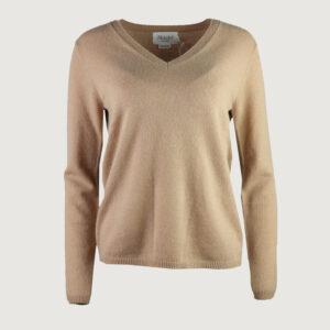 Absolut-Cashmere-Damen-Pullover-AC082014C-Arielle-in-Camel-Gr-M-NEU-114587143245