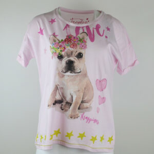 FROGBOX-Damen-Sommer-T-Shirt-878-879615-Color-1408-rosa-Gr-34-44-NEU-113153921395
