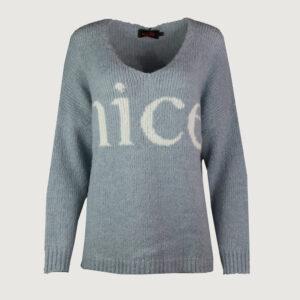 Miss-Goodlife-Damen-Pullover-MG8311-NICE-in-Blau-S-L-NEU-114713480535