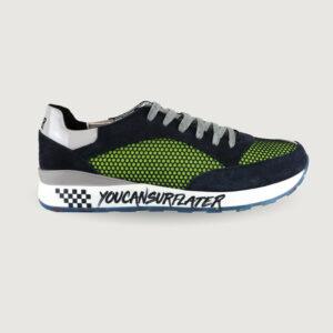 P448-Herren-Sneaker-Low-Top-Sneaker-Berlin-YFLU-Tec-Gr-43-44-NEU-113690430925