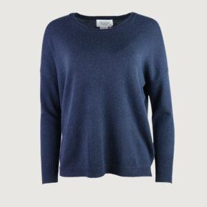 Absolut-Cashmere-Damen-Pullover-AC082017C-Juliette-in-Blau-Gr-S-NEU-114587057506