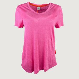 Emily-van-den-Bergh-Damen-Leinen-T-Shirt-6105-in-402-pink-Gr-XS-XL-NEU-114805617496