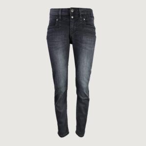 GLUeCKSSTERN-Damen-Jeans-Merle-G2920037-in-Grau-Gr-27-31-Laenge-28-NEU-114486994266