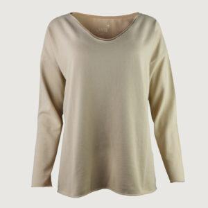 JUVIA-Damen-Sweater-820-00-037-261-in-Beige-Gr-XS-L-NEU-114448226306