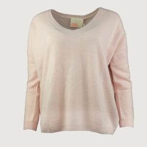 Absolut-Cashmere-Damen-Pullover-V-Neck-AC102019C-Blush-Gr-XS-M-NEU-114352522377