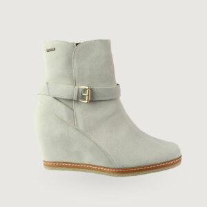 HOeGL-Damen-Herbst-Boots-6-10-4832-in-Off-White-GORE-TEX-Gr-36-Neu-Reduziert-114654641447