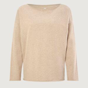 JUVIA-Damen-Sweater-820-00-037-269-in-Camel-Gr-S-XLL-NEU-114828379637