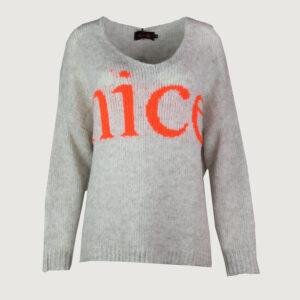 Miss-Goodlife-Damen-Pullover-MG8311-NICE-in-Beige-S-L-NEU-114713481947