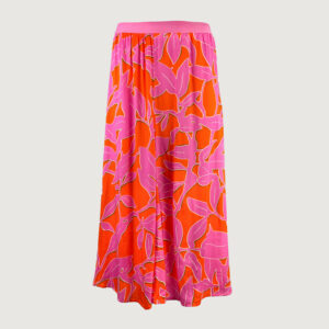 Emily-van-den-Bergh-Damen-Rock-7383-201070-in-390-orange-pink-Gr-36-42-NEU-114805618668