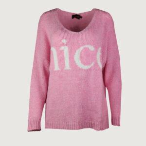 Miss-Goodlife-Damen-Pullover-MG8311-NICE-in-Rose-S-L-NEU-114713483829