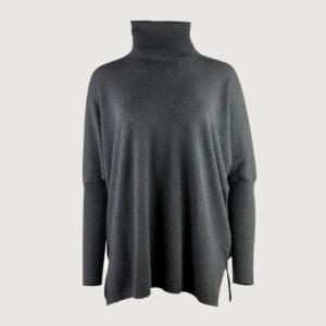 SEM-PER-LEI-Damen-Pullover-in-Schwarz-637009-299-Gr-36-NEU-114588875499